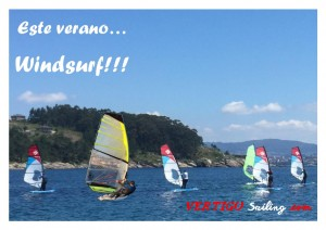 Este verano Windsurf